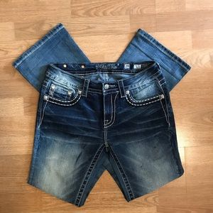 Miss Me Rhinestone jeans